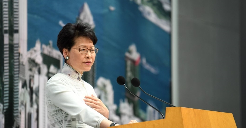 Hong Kong's Retreat Chips Away at Xi Jinping's Iron Image