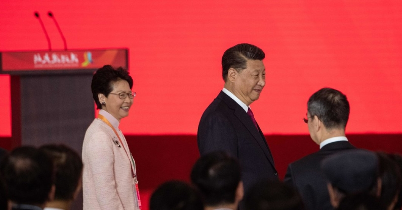 How Hong Kong's Leader Made the Biggest Political Retreat by China Under Xi