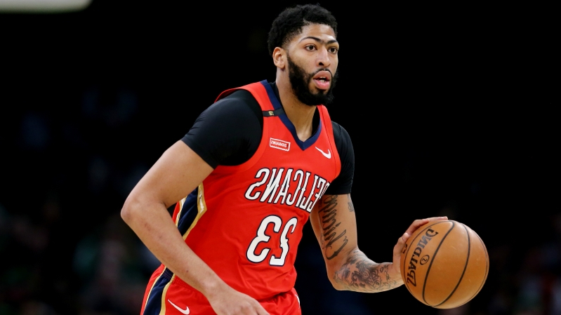 Pelicans could trade No. 4 pick just acquired from Lakers, report says
