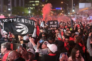 Raptors expect up to 2 million people to attend victory parade