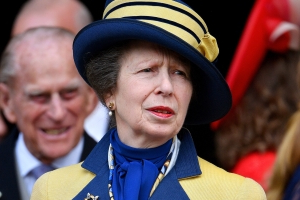 Who Is the Queen's Only Daughter, Princess Anne?