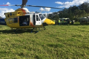 Man's hands severed by industrial machine in southern Queensland