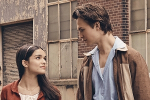 Stephen Spielberg's 'West Side Story' Offers First Look at Ansel Elgort, Rachel Zegler and the Rival Gangs
