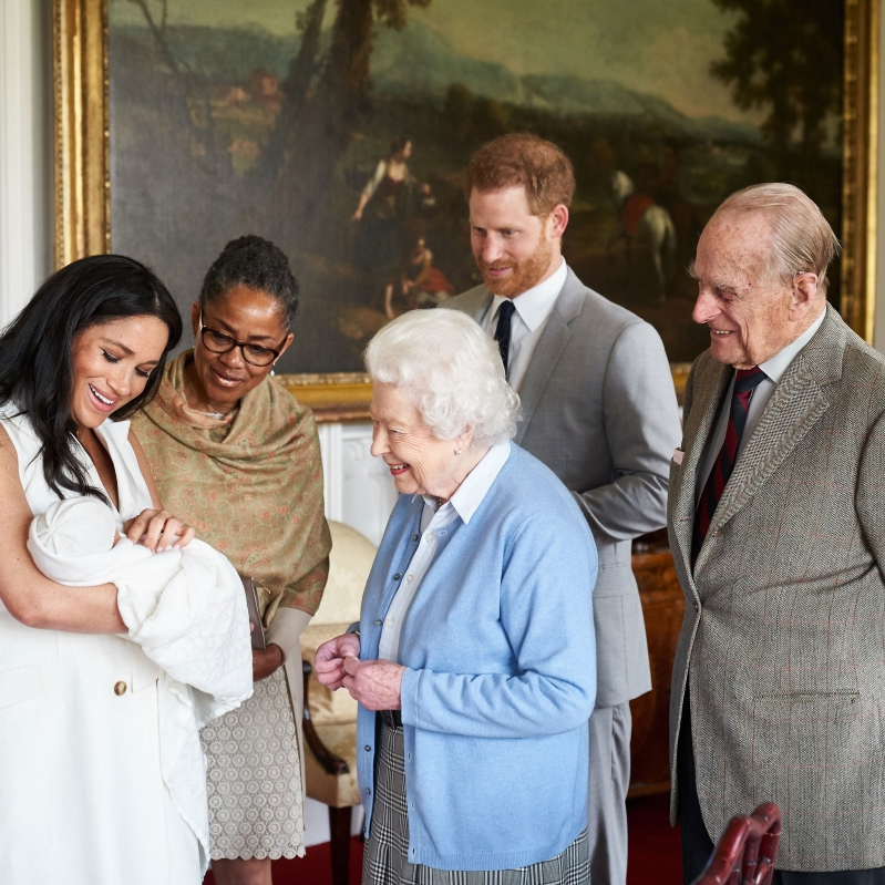 The one thing Harry and Meghan won't share about baby Archie, yet