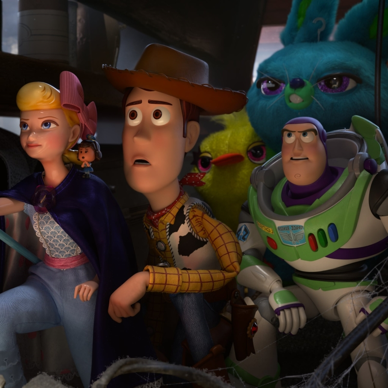 Toy Story 4 is breaking a long-running tradition