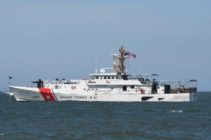 U.S. Coast Guard searching for boater east of Cape Canaveral