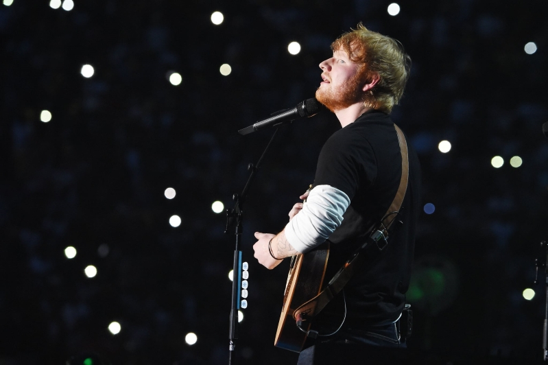 Entertainment: We're Thinking Out Loud About How Impressive Ed