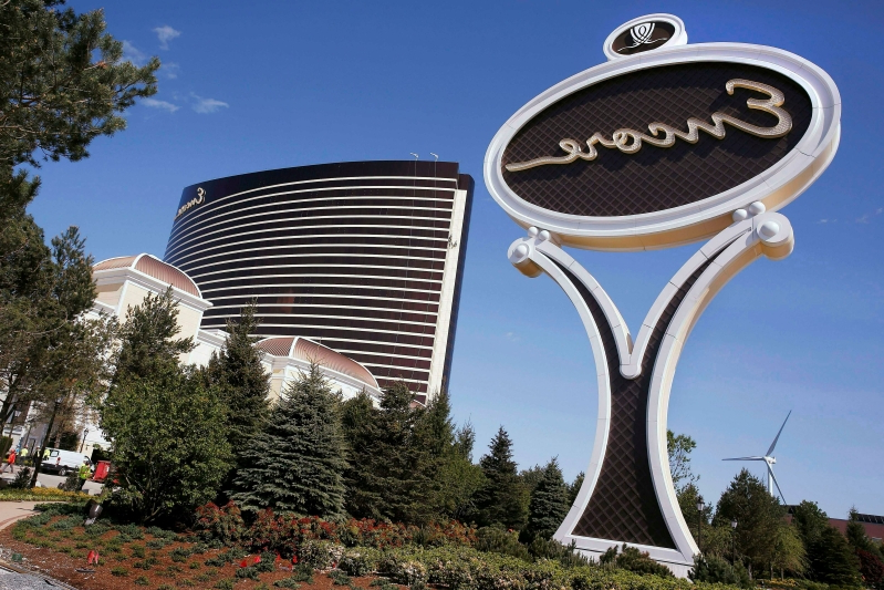 Will it work? Glitzy casino opening on industrial waterfront