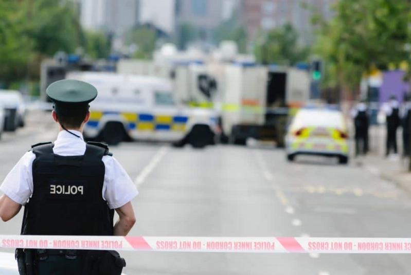 Bomb squad rush to Armagh graveyard after drug police find suspicious device