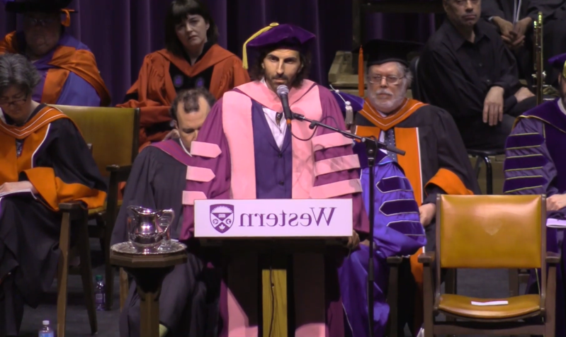 Convocation speaker's controversial comments prompt apology from Western University
