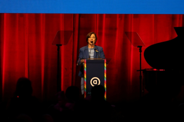 Democratic presidential hopeful Klobuchar details top policy goals