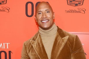 Dwayne Johnson Says Hollywood Once Tried to Stop Him From Calling Himself 'The Rock'