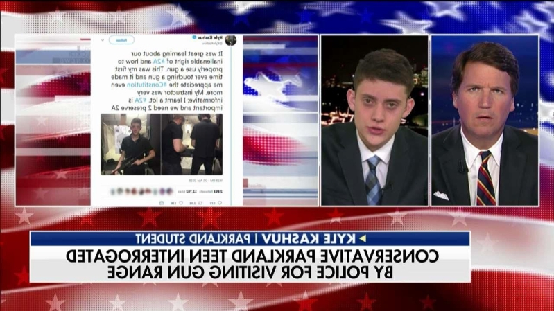 Harvard displays its hypocrisy on racism in revoking Kyle Kashuv's admission