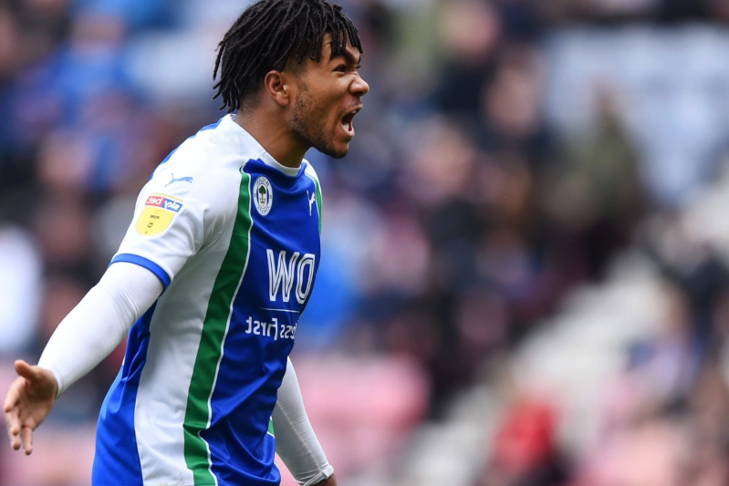 Swansea interested in Reece James loan deal