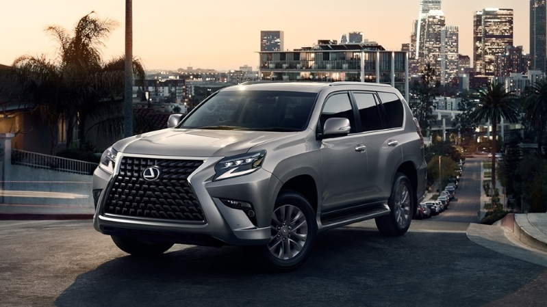 Reviews: 2020 Lexus GX 460 Adds Active Safety, Off-Road Kit