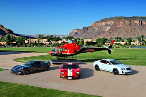 8,700 Acre Ranch Comes with Resort, Observatory, Your Own Car Museum