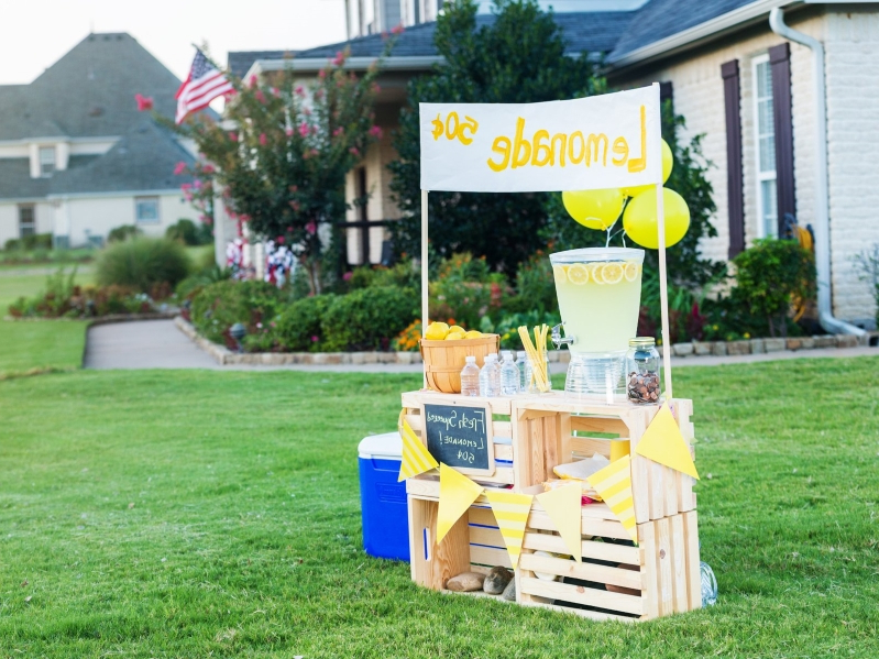 Country Time Wants to Legalize Lemonade Stands in Every State