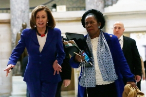 House Democrats, With Pelosi's Support, Will Consider a Commission on Reparations