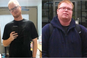 How Keto and Running Helped This Guy Lose More Than 130 Pounds