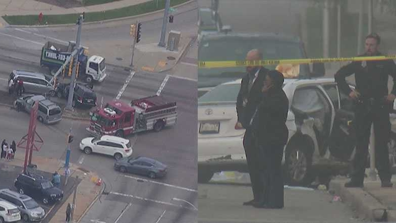 Intersection where officer was killed has more crashes than almost any other in Milwaukee