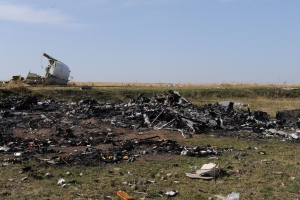 MH17 crash investigators name four suspects