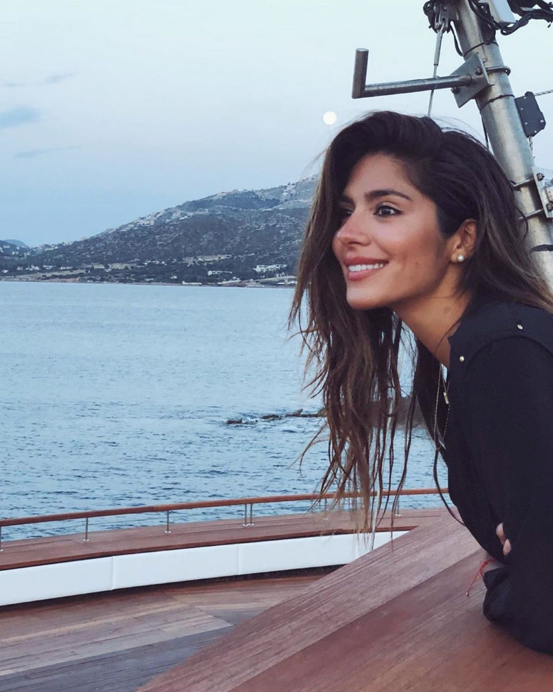 Pia Miller photographed drafting emotional message after being 'bad-mouthed'