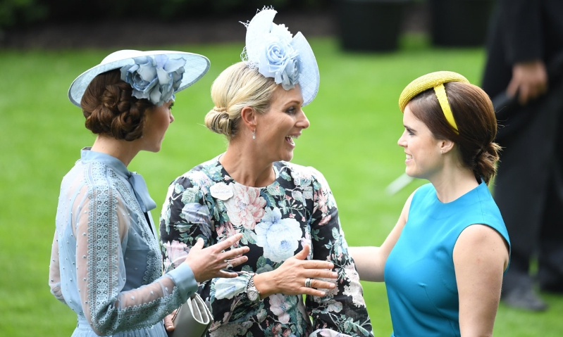 Princess Eugenie sends fans into a frenzy after being pictured at Royal Ascot