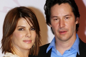 Sandra Bullock Explains Why She Won't Set Keanu Reeves Up on a Date (Exclusive)