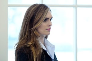 White House says Hope Hicks 'immune' from compelled congressional testimony