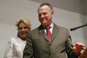 Alabama's Roy Moore to announce US Senate plans Thursday