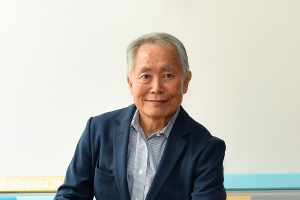 George Takei: US has concentration camps