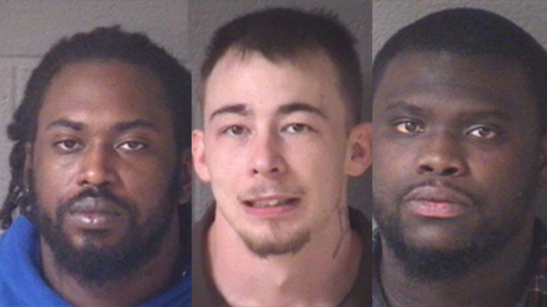 Greenville Co. deputies name suspects in string of burglaries between April and June