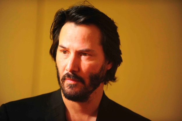 Over 33,000 fans have signed a petition calling for Keanu Reeves to be named Time Magazine's person of the year