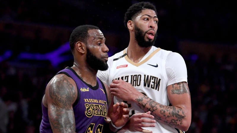 Report: Lakers reportedly never asked Anthony Davis about waiving trade kicker