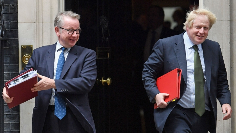 'Revenge in the air' as Boris supporters plot against Gove