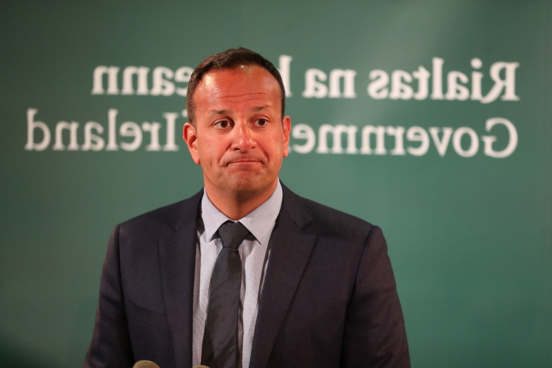Under-18s should not have access to online porn, Varadkar says