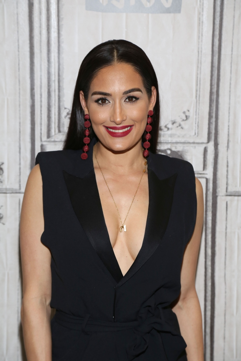 release date: 444ce b14cc Former WWE star Nikki Bella gives health update  Doctors  found a cyst on my