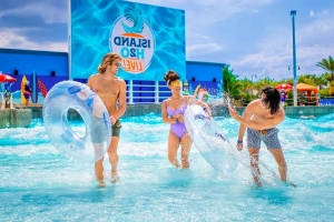 Travel: Island H2O Live Water Park Opens in Florida - PressFrom - Canada