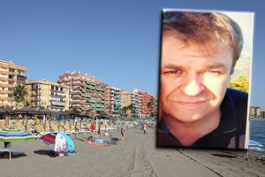Married charity worker killed in pub attack on Spanish family holiday is named