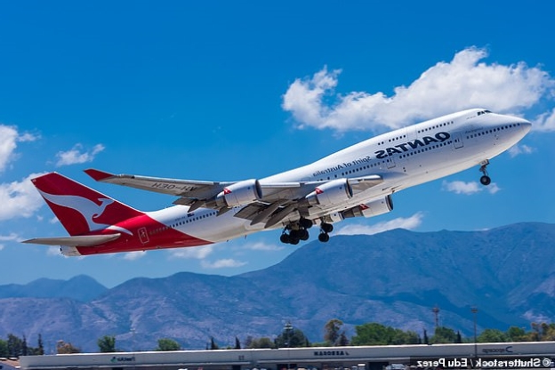 Australia: Qantas is rerouting flights away from the Middle East