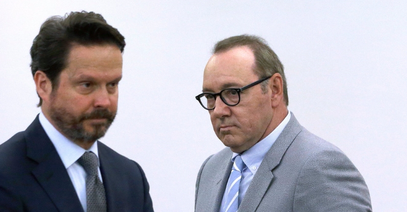 Smartphone in Kevin Spacey Sexual Assault Case Is Missing, Lawyer Says