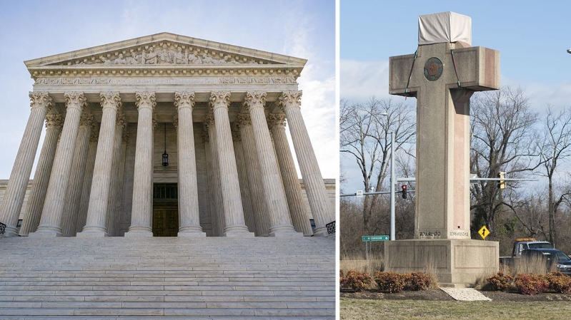 Opinion: Supreme Court Peace Cross decision is a major ...