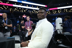Zion Williamson reveals what advice he would like from LeBron