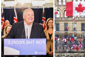 Doug Ford Cancelled Canada Day Celebrations At Queen's Park & Torontonians Are Outraged