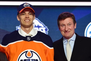 Many highly-rated players dropped out of first round. Which one will Edmonton Oilers draft?
