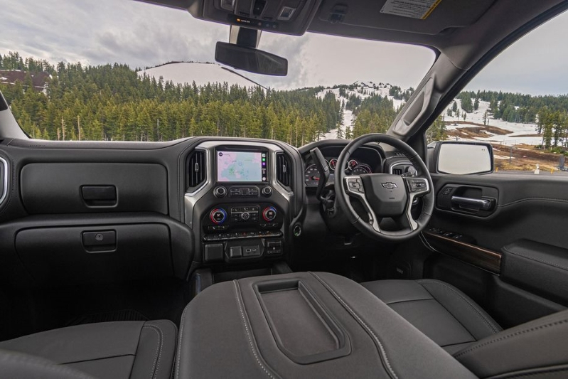 News: 2020 Chevy Silverado Diesel first drive: A smooth and torquey operator - PressFrom - Canada