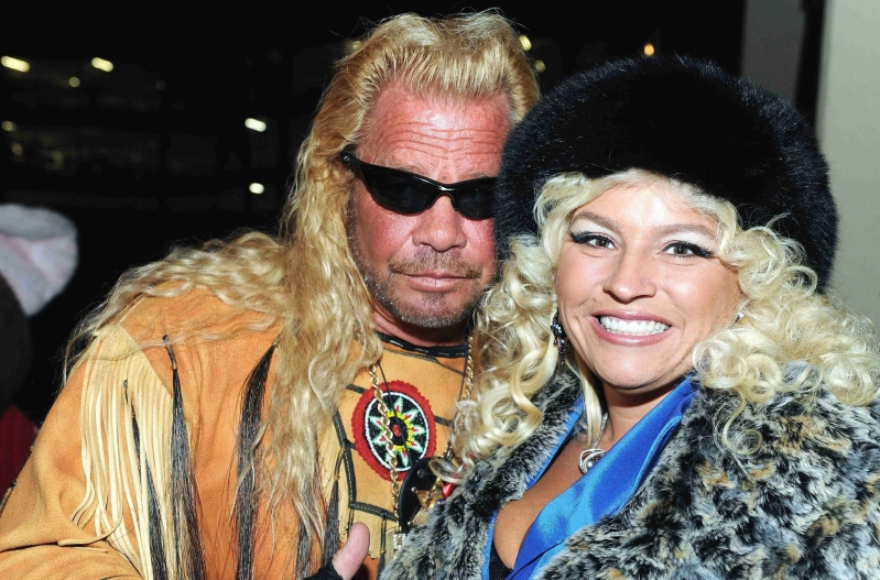 Entertainment: 'Dog The Bounty Hunter' Star Beth Chapman Placed In A