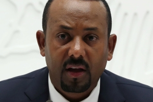 Ethiopia's army chief of staff has been shot - PM's aide