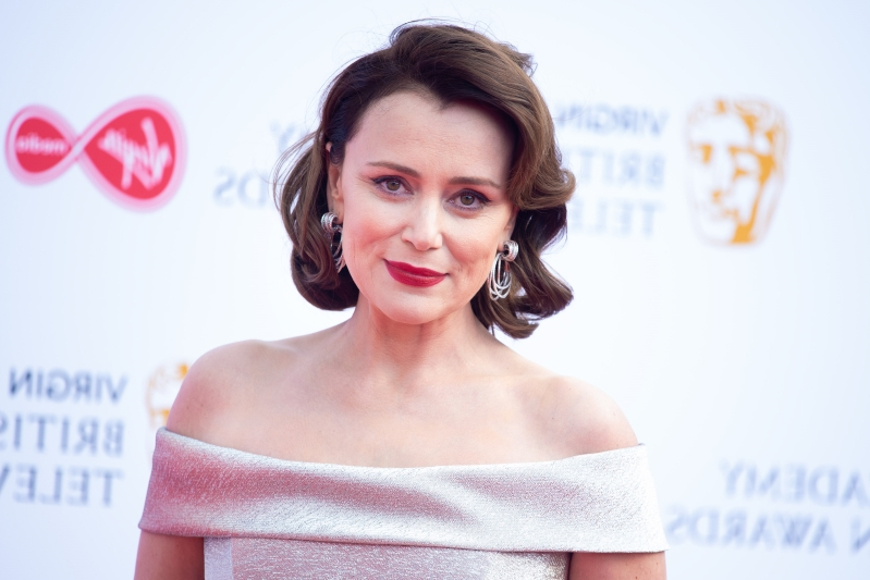 Entertainment: 'Bodyguard's Keeley Hawes To Star & Produce
