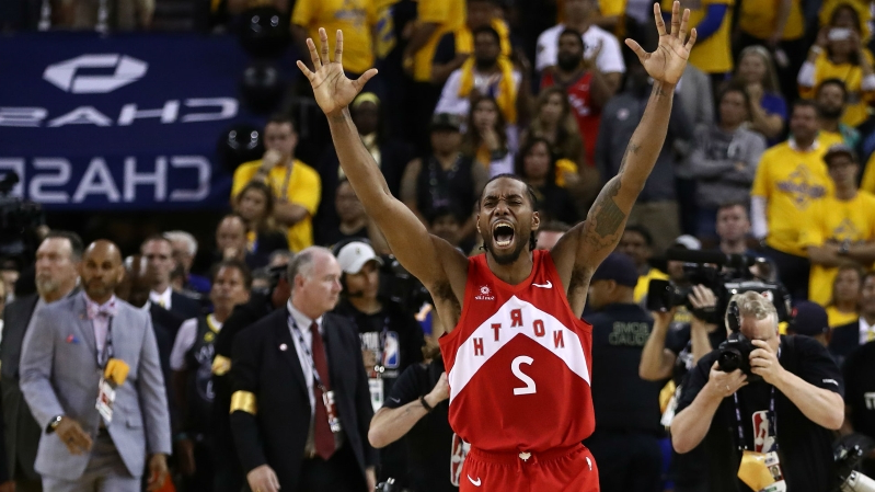 Kawhi Leonard free agency: What the Raptors can do if star leaves